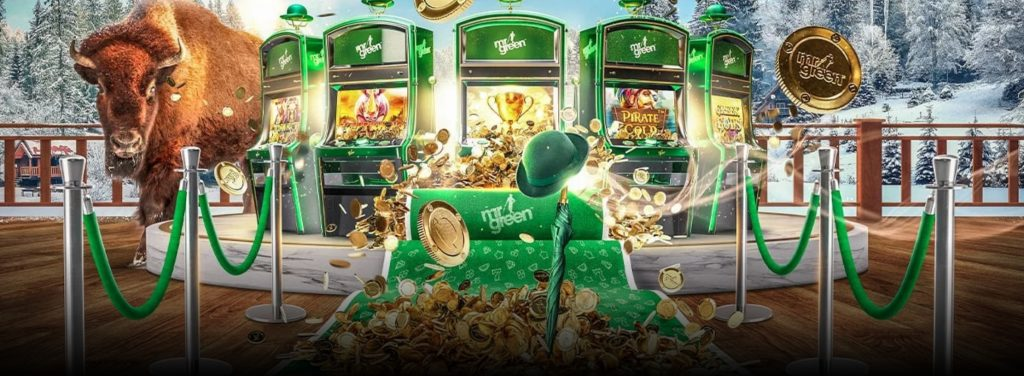 mr green norge casino