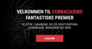 cobra norge casino
