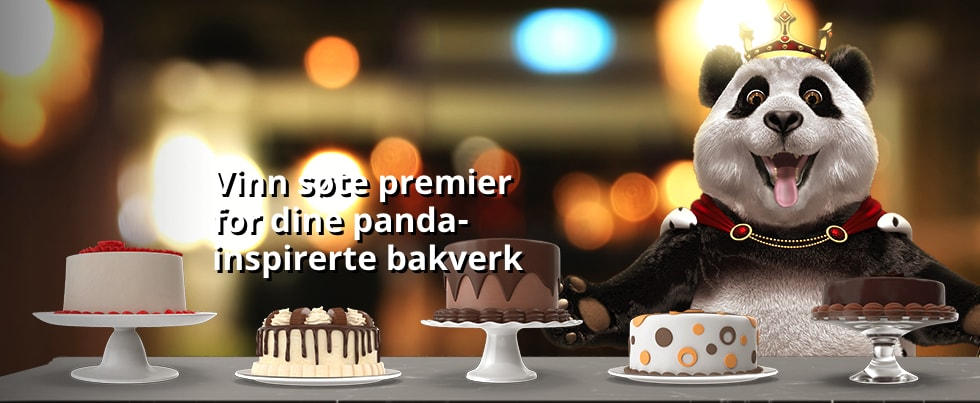 royal panda bakekonkurranse norge casino