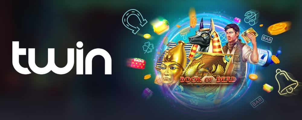 Twin Casino banner