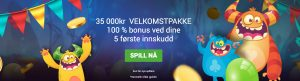 gowild norge casino
