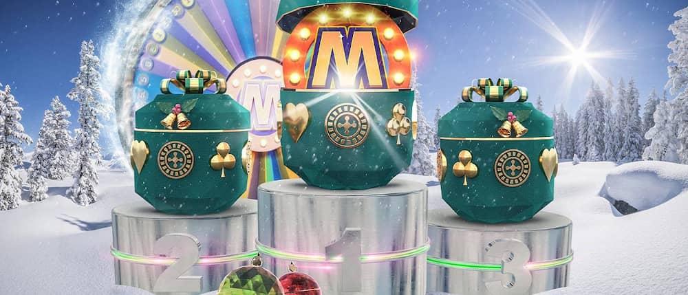 Mr. Green julekalender-tilbud