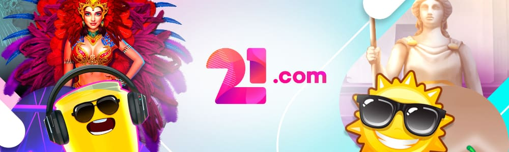 21.com ukens spilleautomat