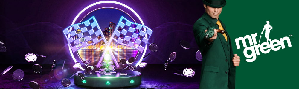 Mr Green spilleautomat-turnering