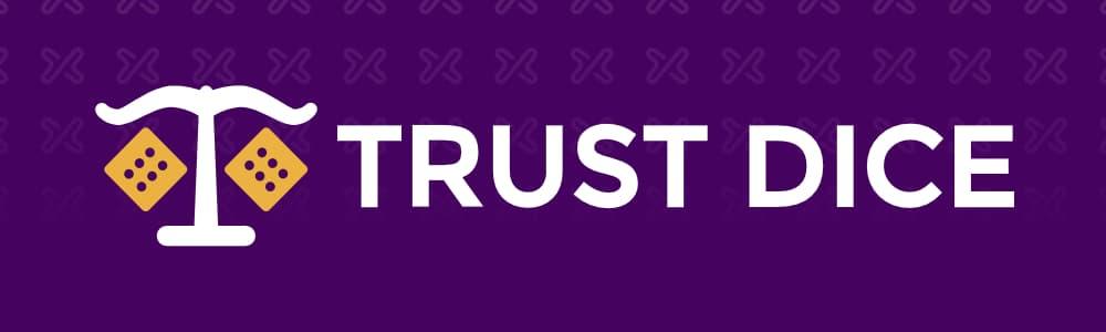Trust Dice Casino banner